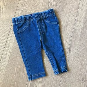 7 for all mankind jeans • 0-3M
